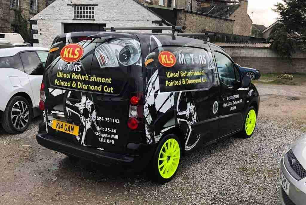 KLS Motors Lancaster - Van